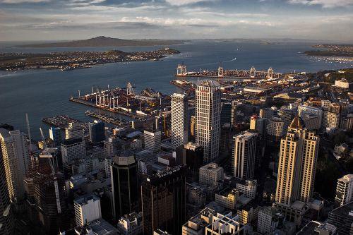 Auckland-Aerial