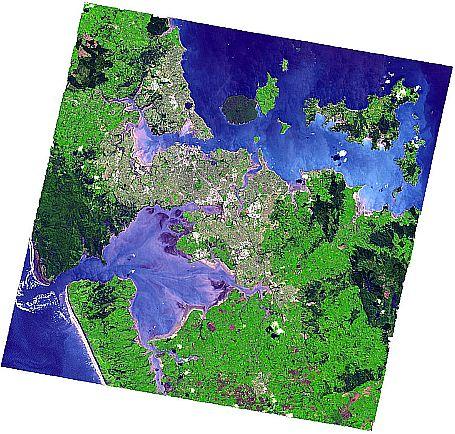 Auckland-satellite