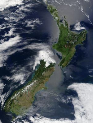 Satellite-Image-NZ